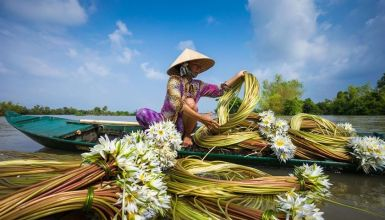 Mekong Delta cycling and homestay 2 Days