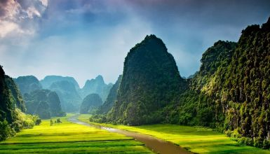 Ninh Binh and The Bay 4 Days