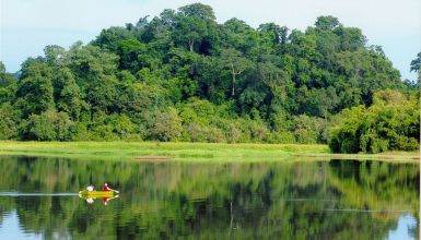 Southern Escape to Nature - Nam Cat Tien National Park 3 Days
