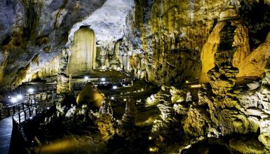 Quang Binh caving and farmstay 4 Days