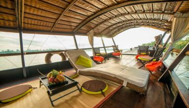 Mekong Delta luxury overnight Cruise 3 Days