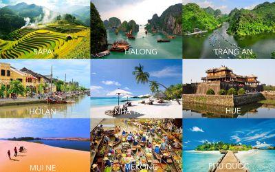 Recognizing Vietnam tourism under the objective lens