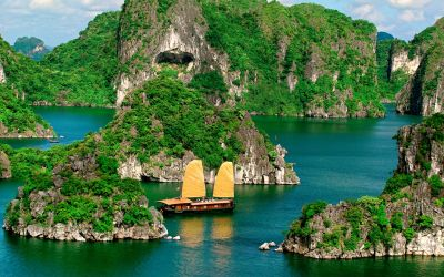 5 Most Amazing Landscapes in Vietnam